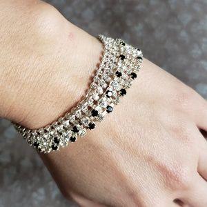 Jewelry - Rhinestone tennis bracelet lot, NWOT